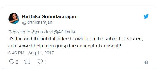 sex ed consent